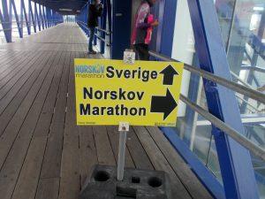 Hvilken vej skal man vælge ? ;-)